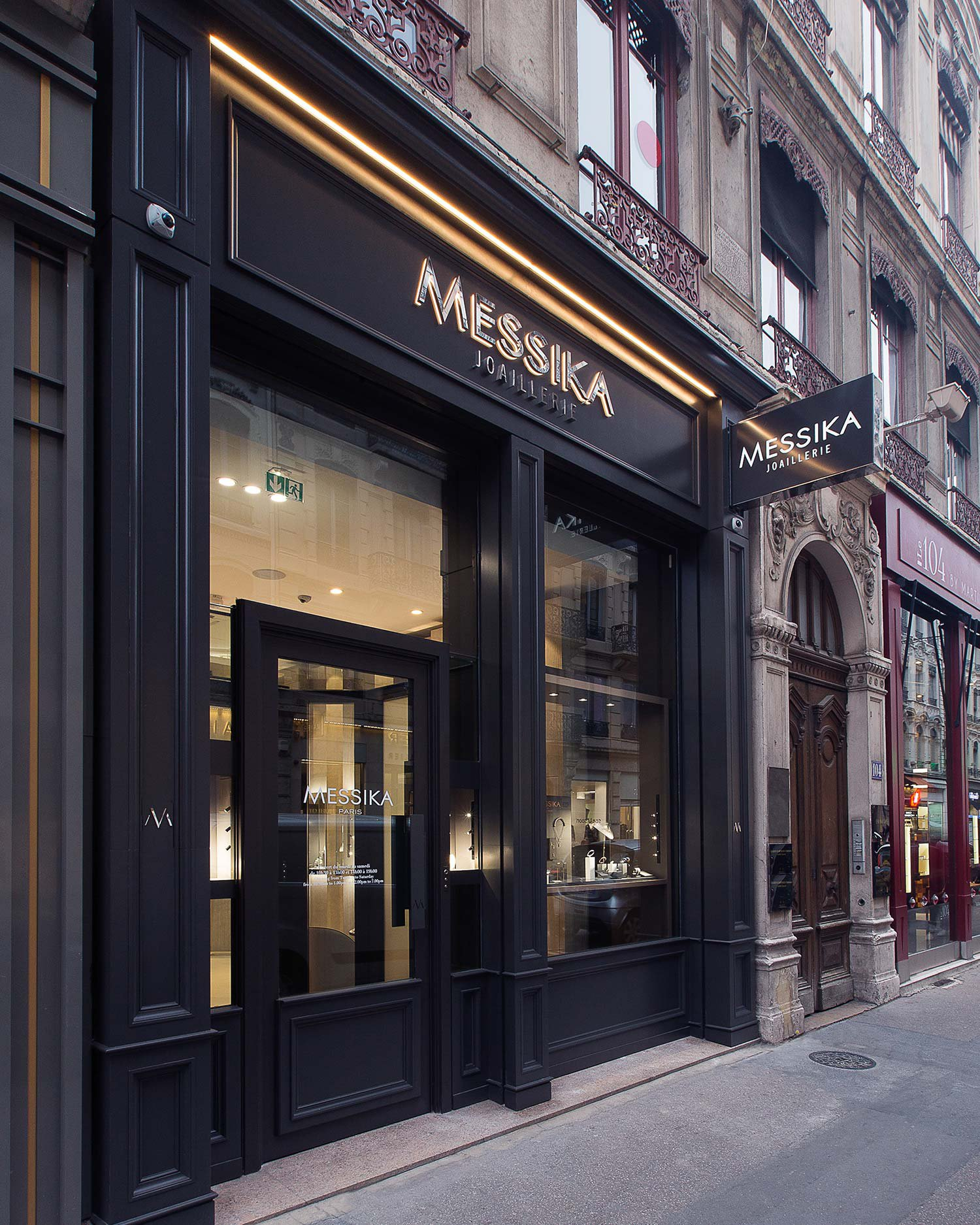 Messika专卖店