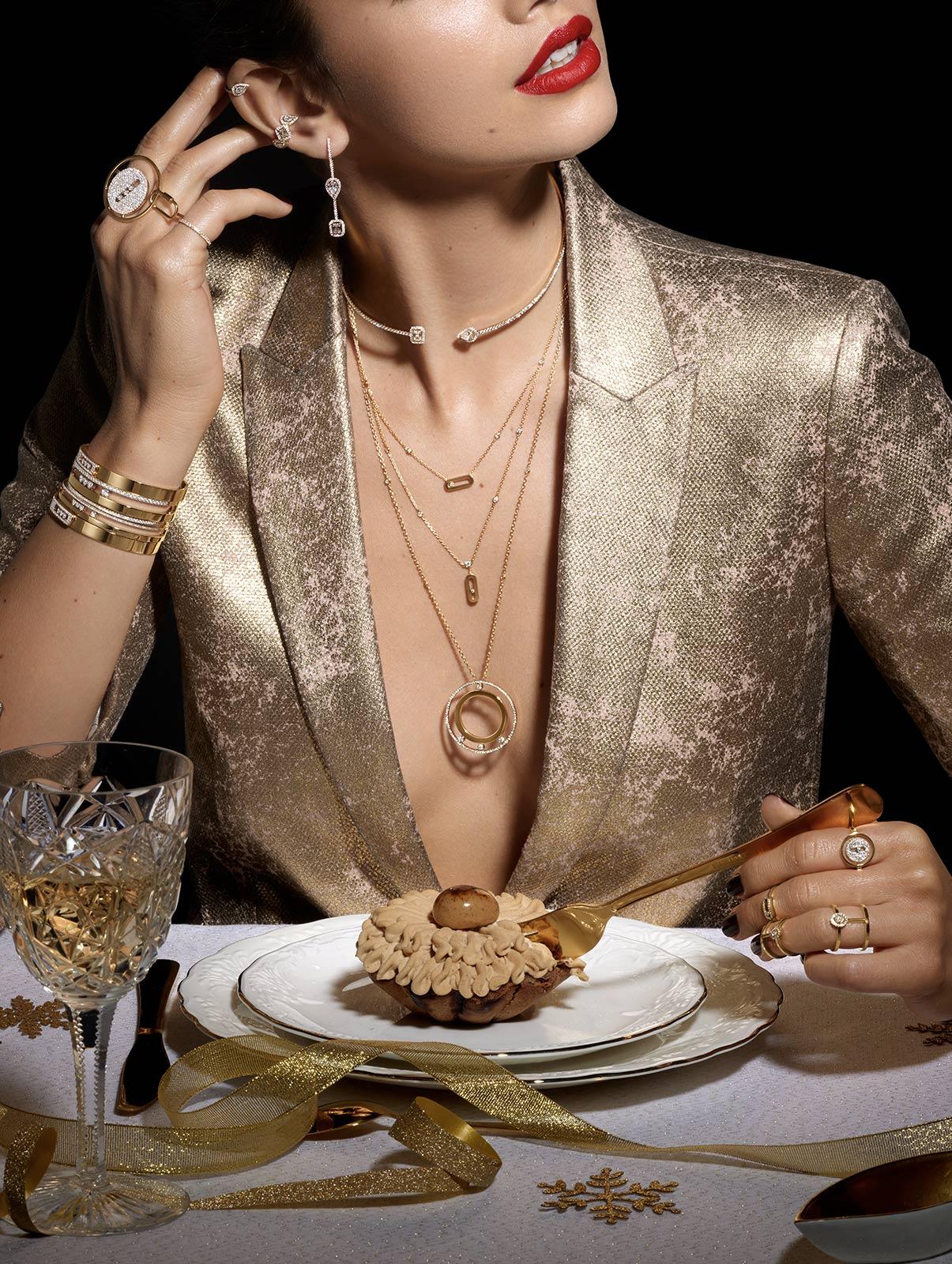 Список желаний, сверкающий бриллиантами