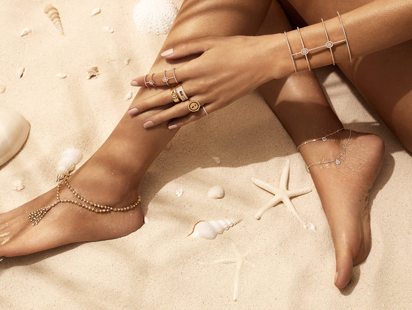 Jewelry from head-to-toe