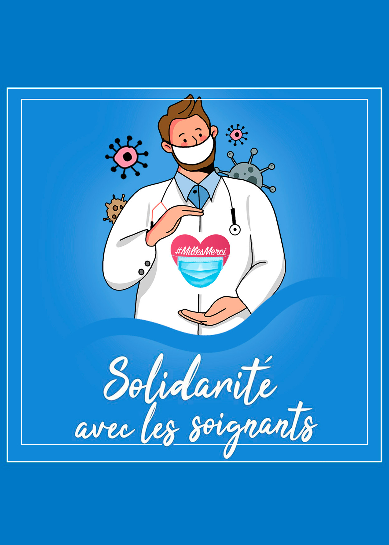 #SOLIDARITESOIGNANTS