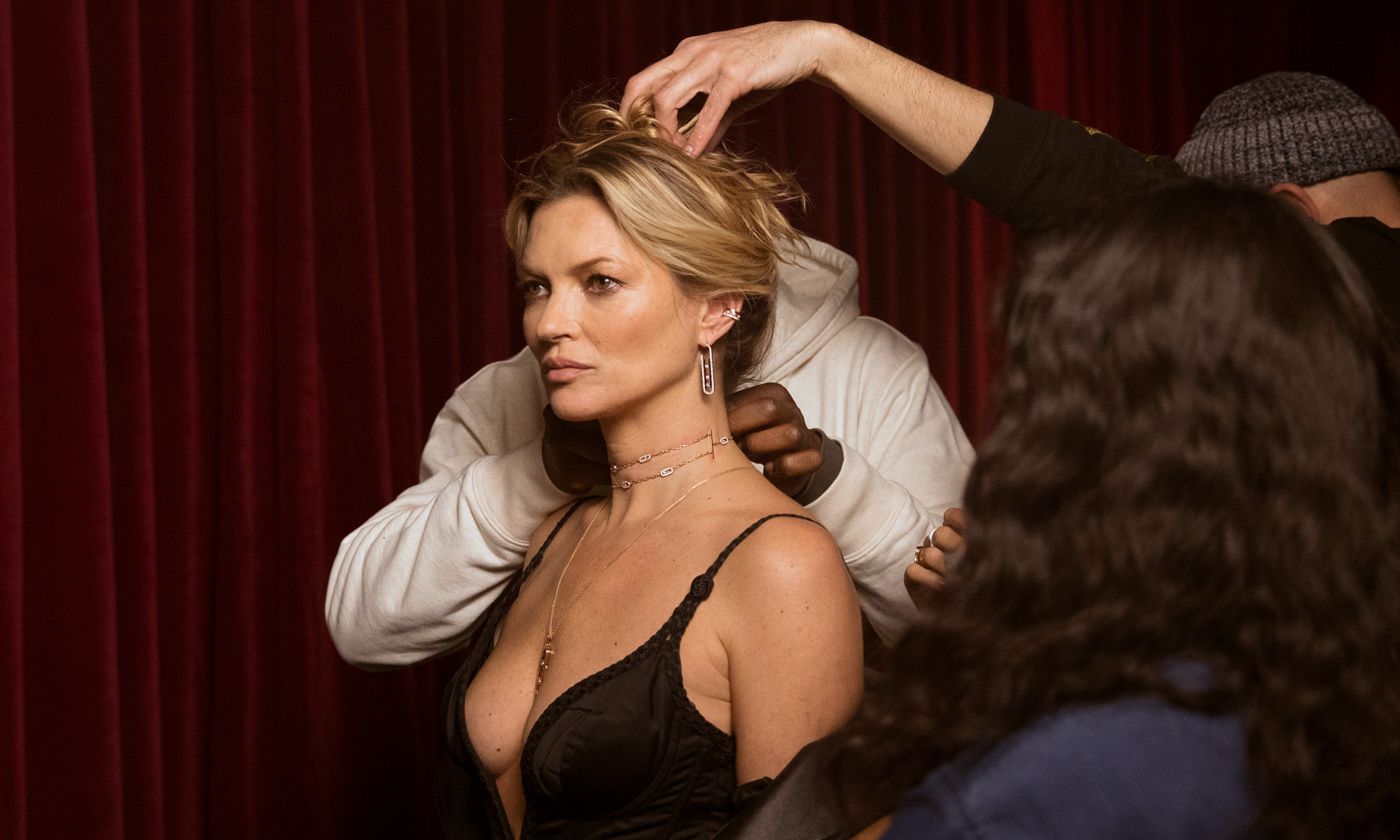 Kate Moss' s Interview