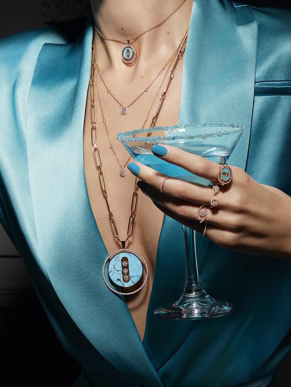 luxury diamond ring for women