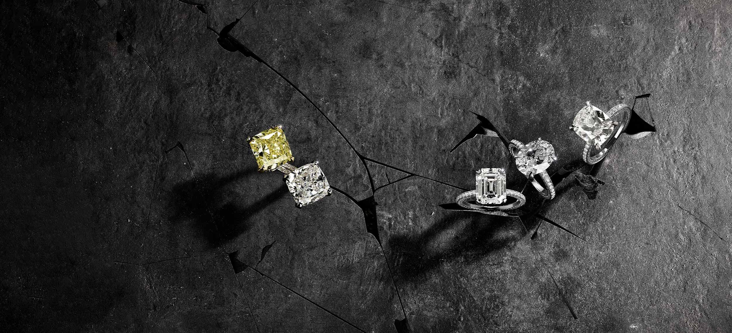 A diamond heritage